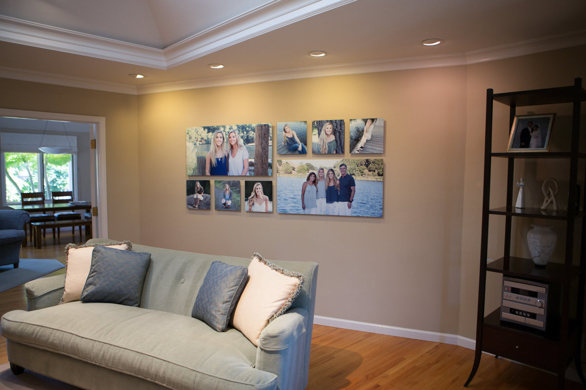 Capturing Treasured Family Moments with Wall Art