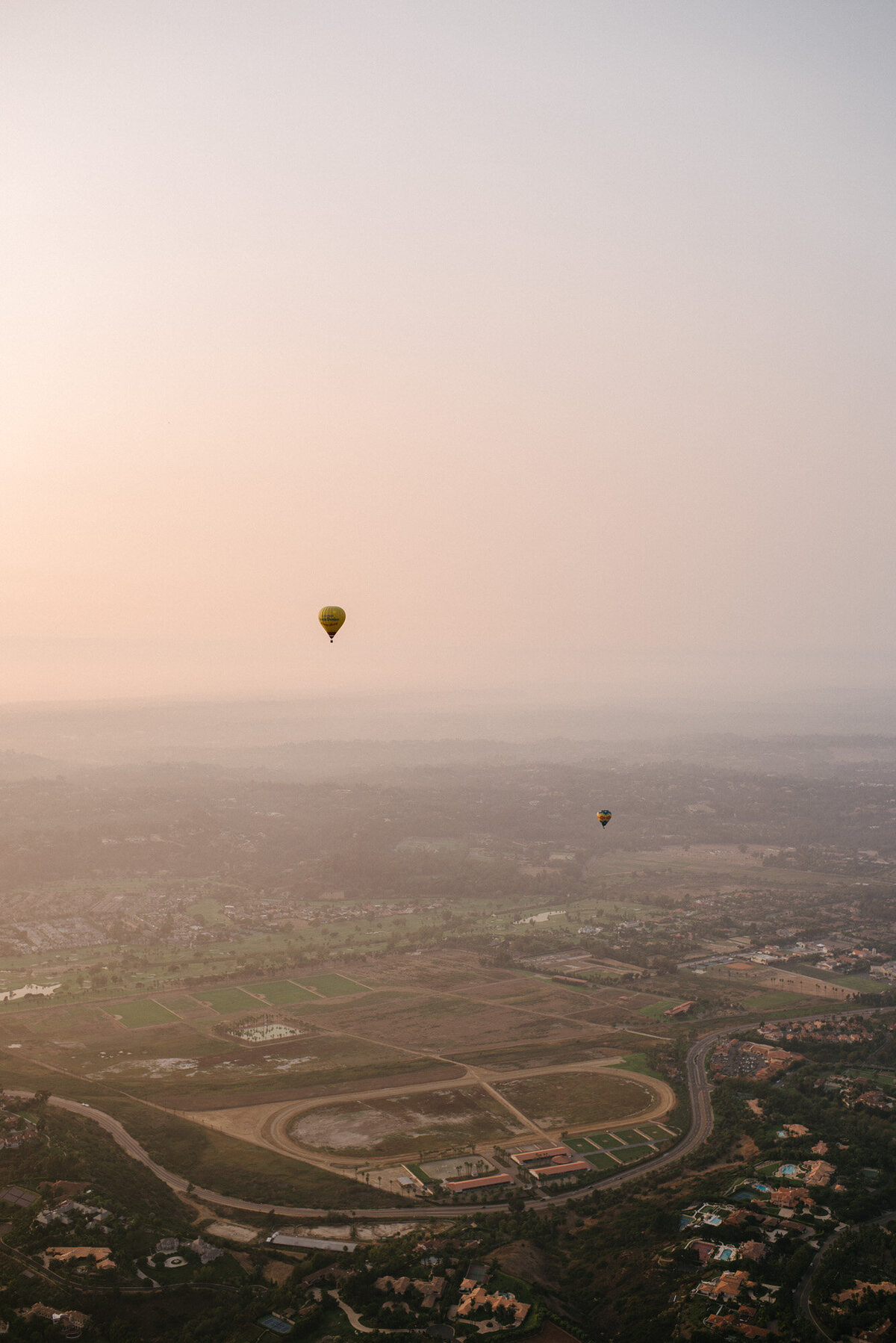 Hot Air Balloon Elopement Marie Monforte Photography-184