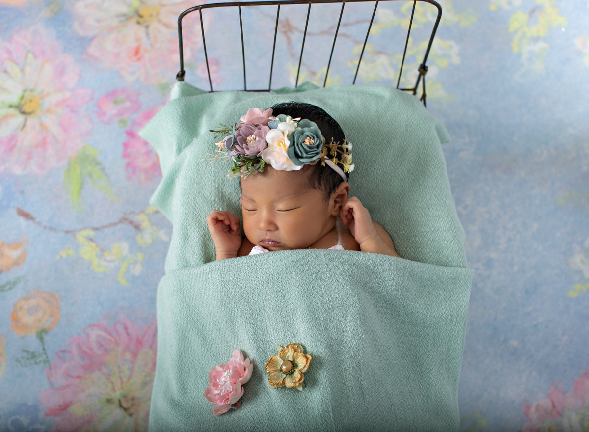 Newborn Photographer 1
