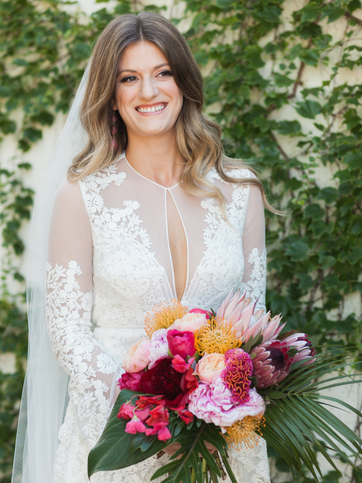 Courtney Hanson Photography - Vintage Tropical Wedding at The Belmont Hotel in Dallas-1417
