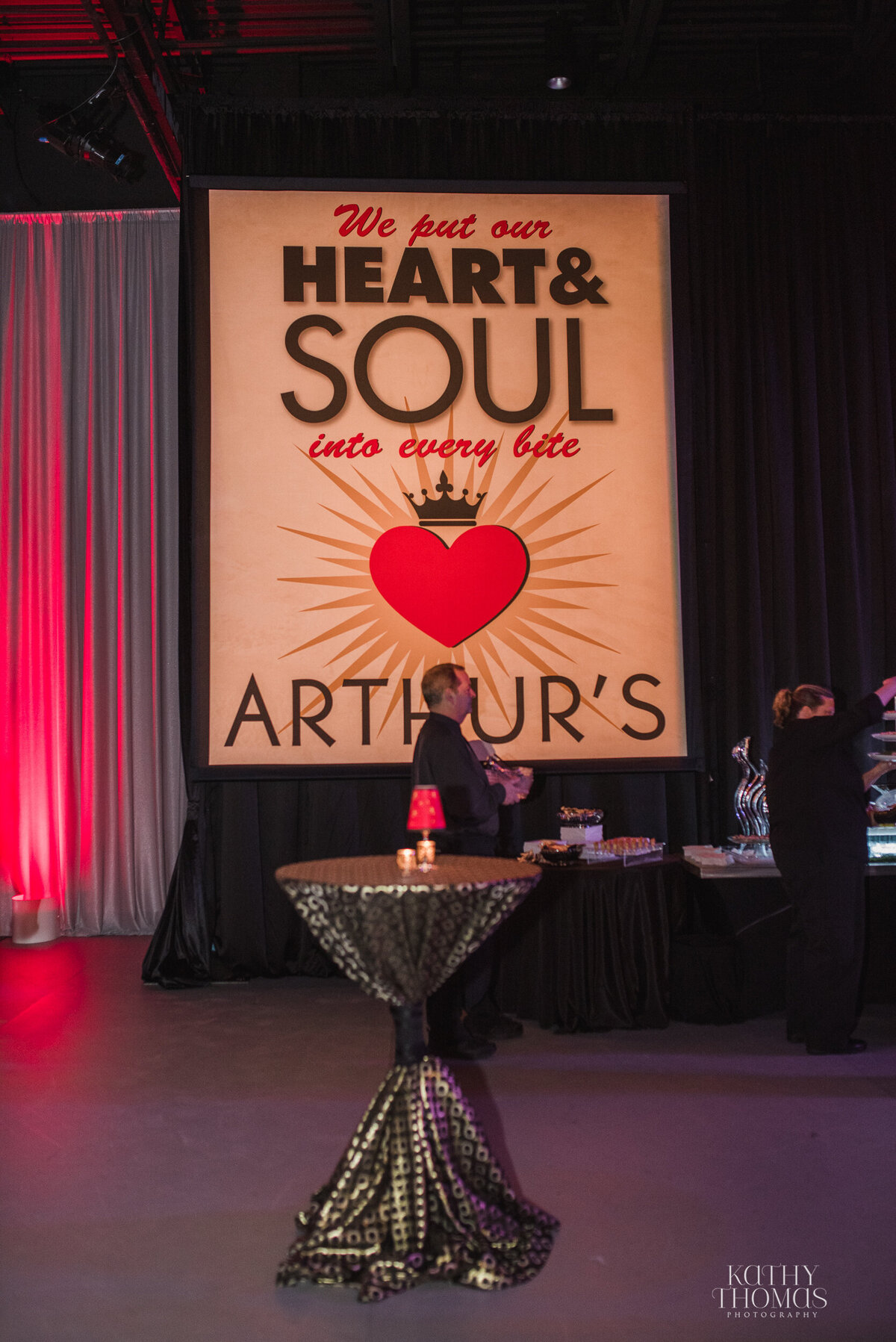Arthur's Catering and Events 30th Anniversary Celebration at Harriett's Orlando Ballet Centre 19