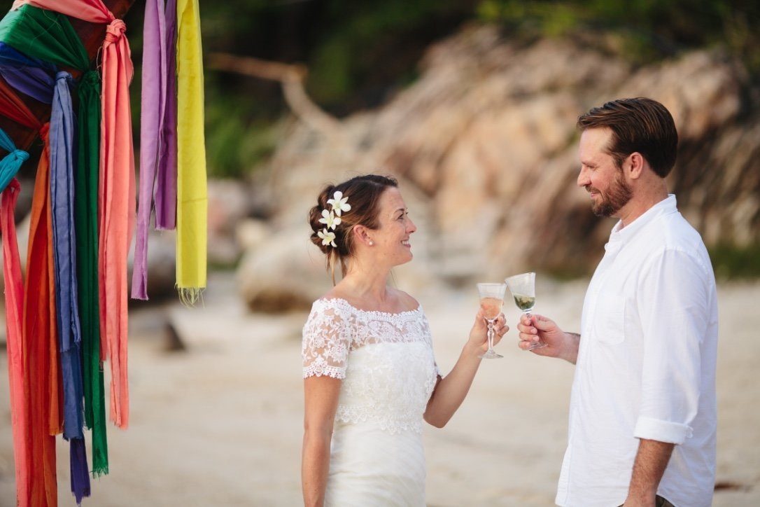 Koh Tao Wedding Thailand  | Forever Lovestruck | N&J_22
