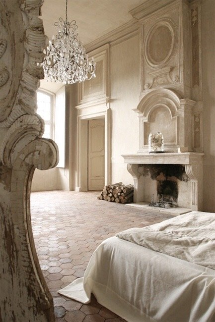Chateau rooms