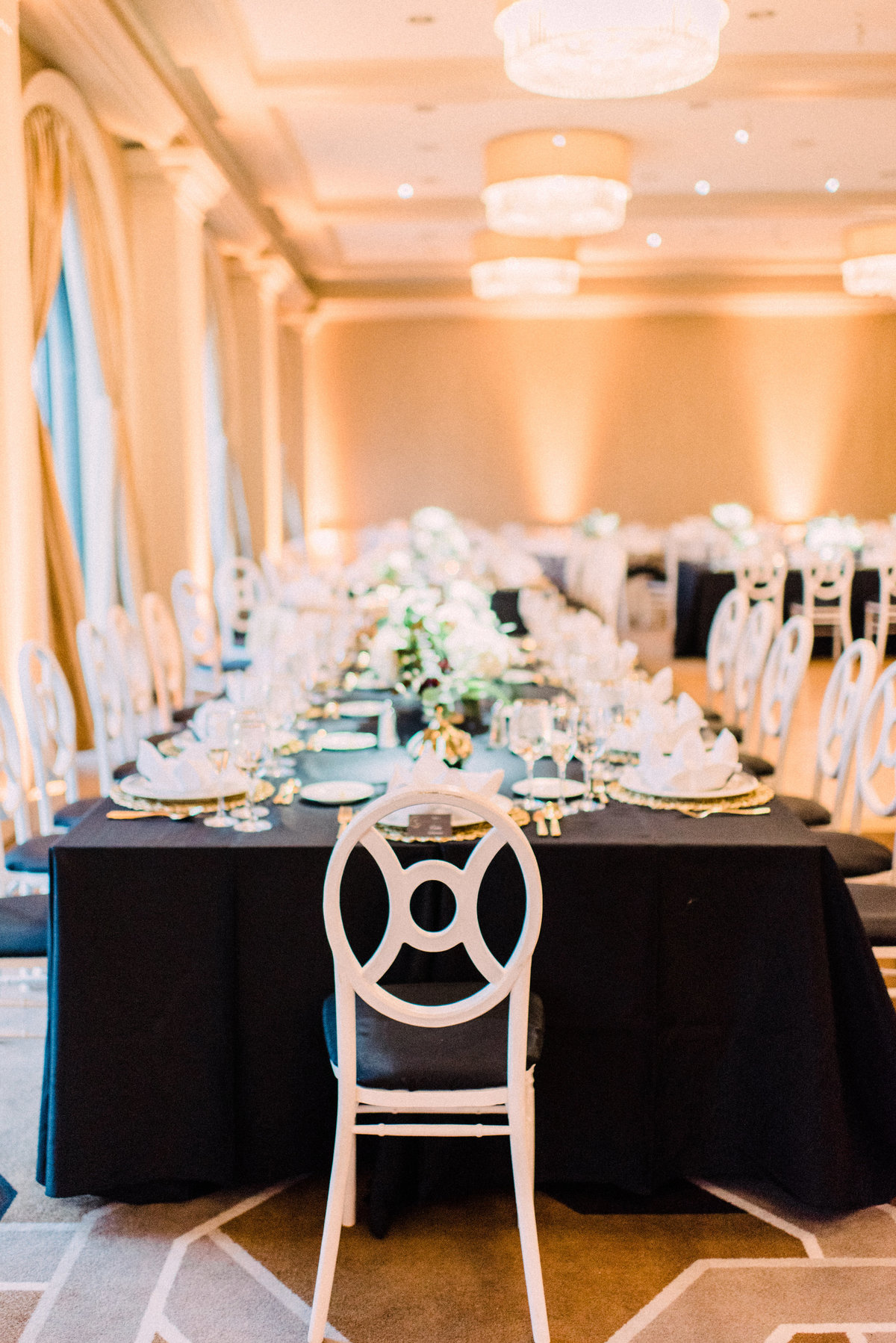 Royal Sonesta Baltimore Wedding