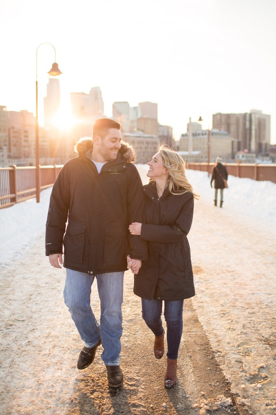 Minnesota Engagement Photography - Claire & Ethan (35)