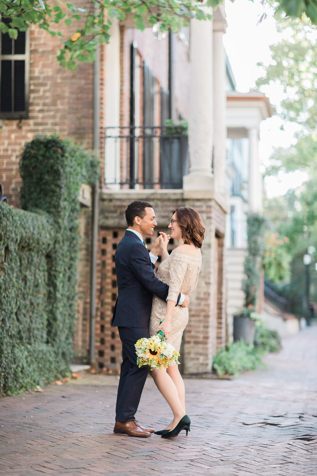 Savannah elopement photographer