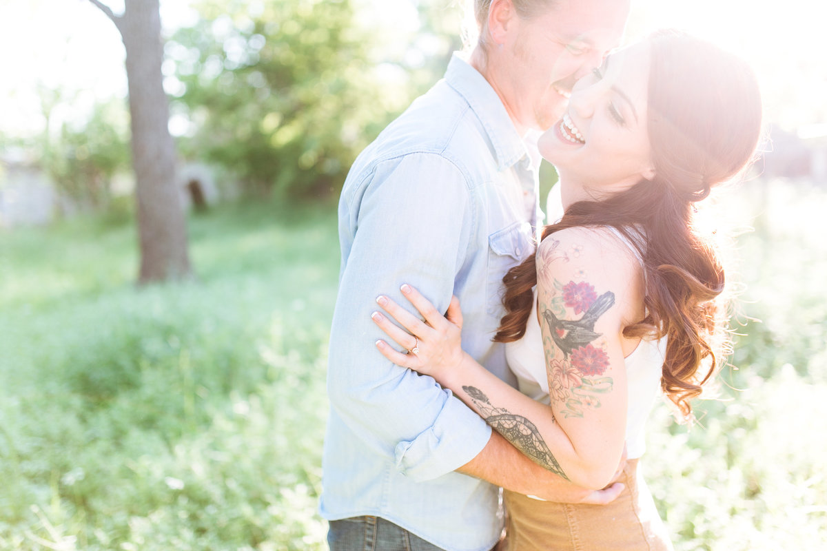 Hanna and Matt | Austin Engagement Portraits | Smith House Photography -2