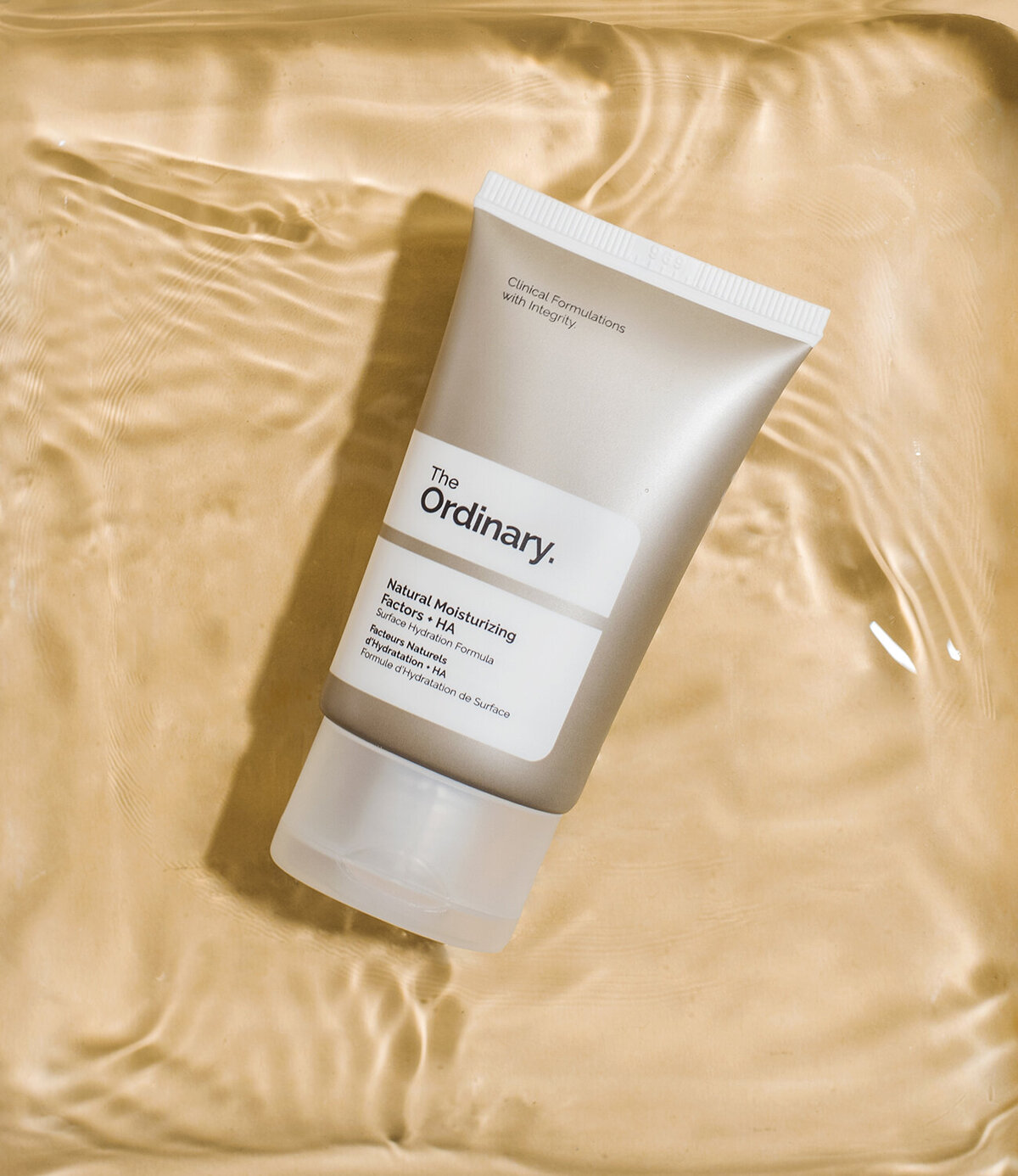 the ordinary moisturizer product photography