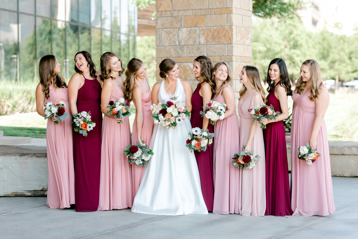 Kaylee & Michael's Wedding at Watermark Community Church | Dallas Wedding Photographer | Sami Kathryn Photography-80