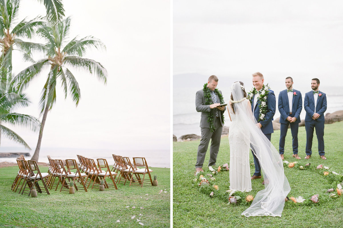 Tetiana Photography - Maui wedding - Olowalu Plantation House - destination wedding photographer - seattle - film photographer - 1