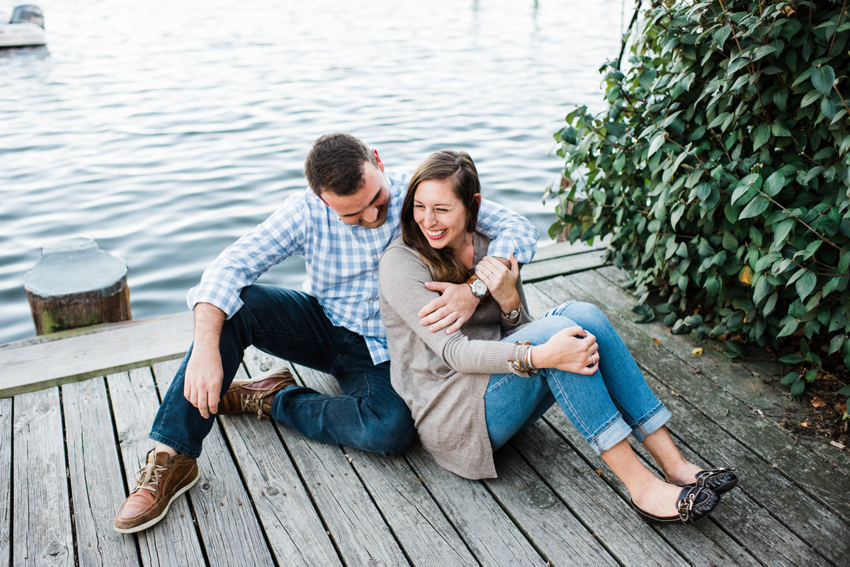Annapolis Engagement