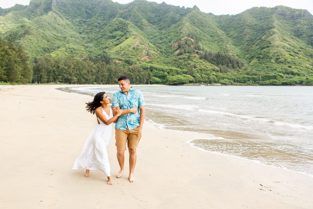 oahu-sunrise-engagement-session-8