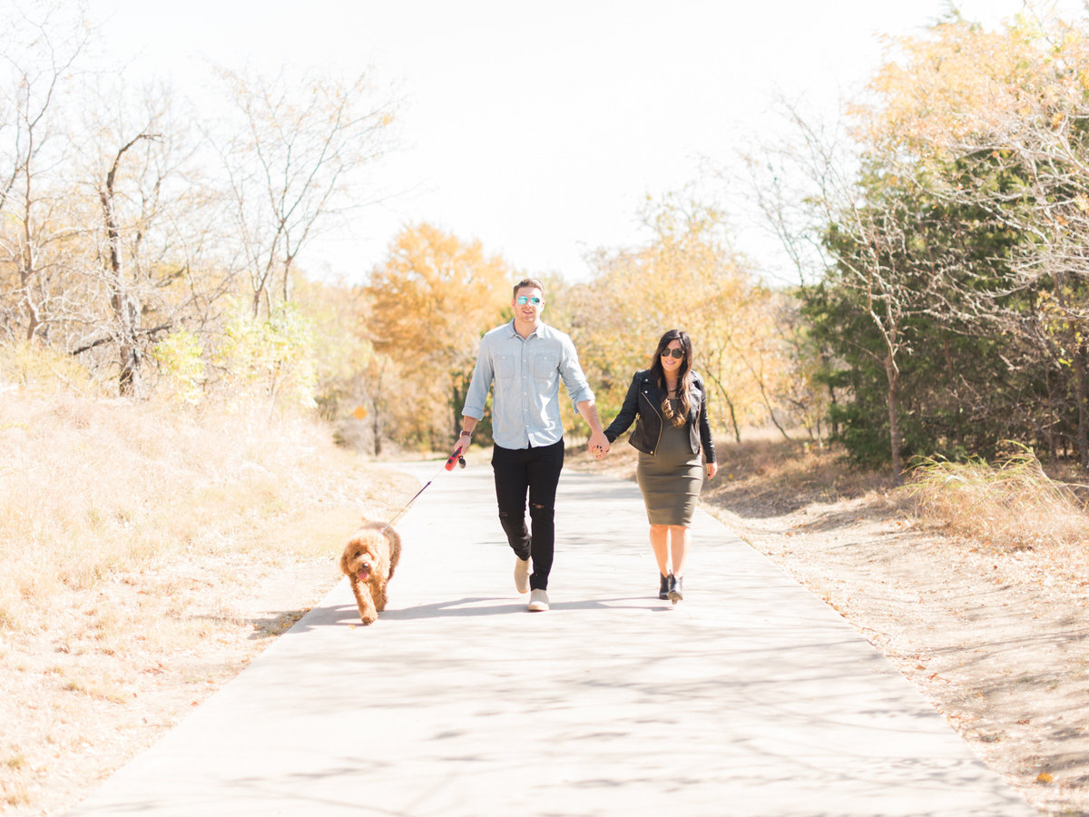 Courtney Hanson Photography - Trendy Dallas Maternity Session-2445