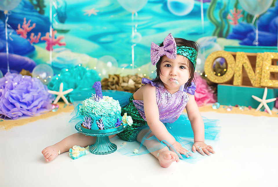 mermaid-ct-smash-cake-photographer-elizabeth-frederick-photography