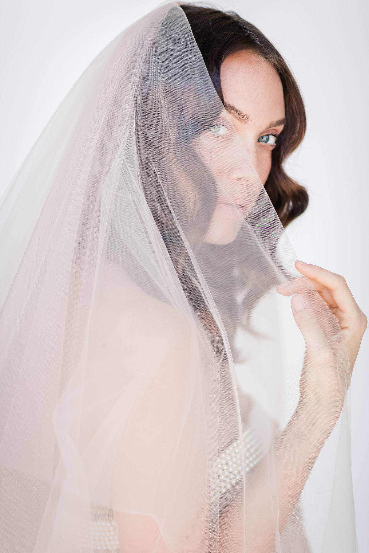 Bridal Crown Editorial Shoot Trace Henningsen Accessories_Valorie Darling Photography-1-3