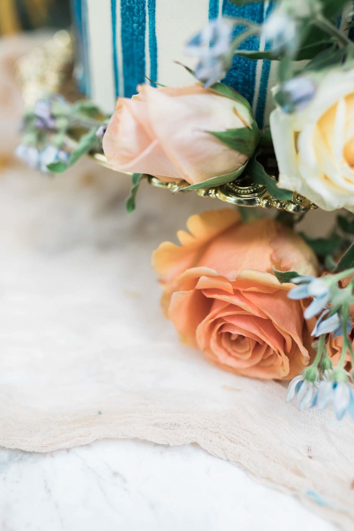 blue-and-mustard-wedding-flowers