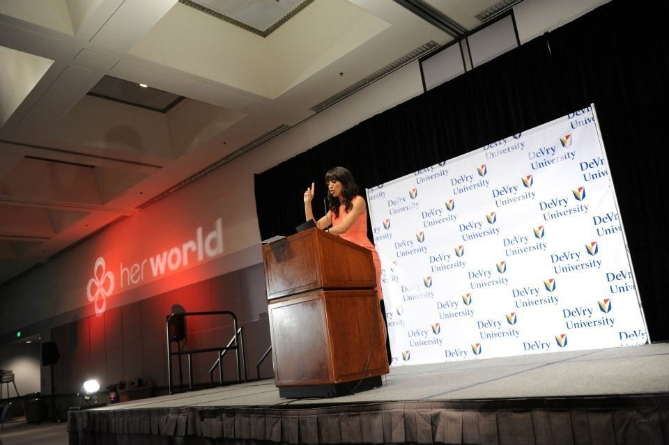 HerWorld Conference Savvy Events Los Angeles Event Planner4