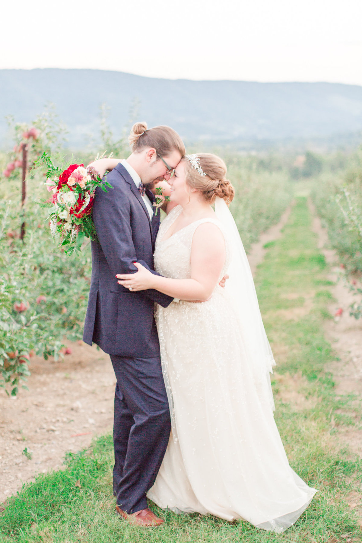 Bimi + Lucy Wedding at Doe Creek Farm
