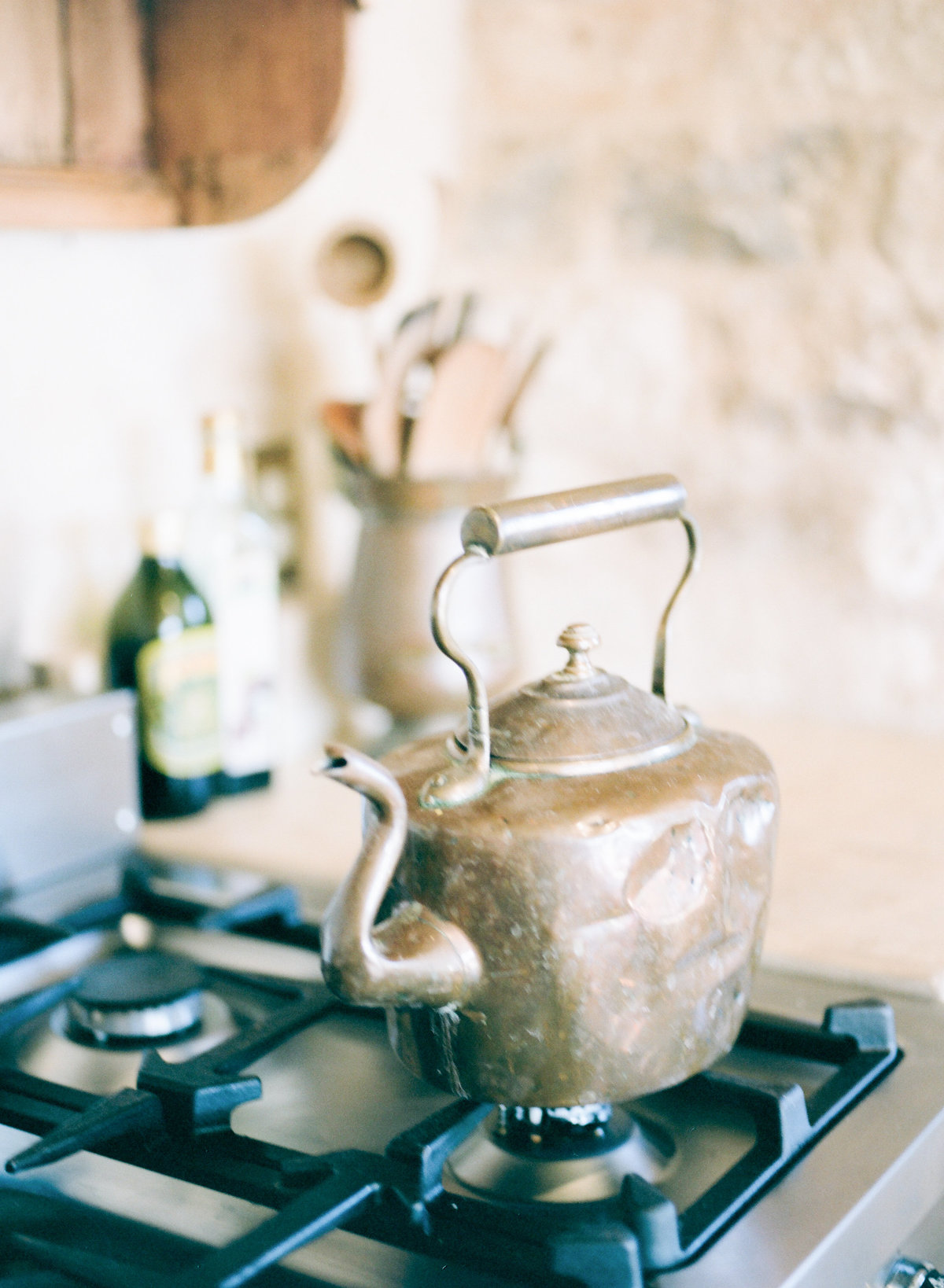 Copper Tea Kettle Fine Art Lifestyle Photography