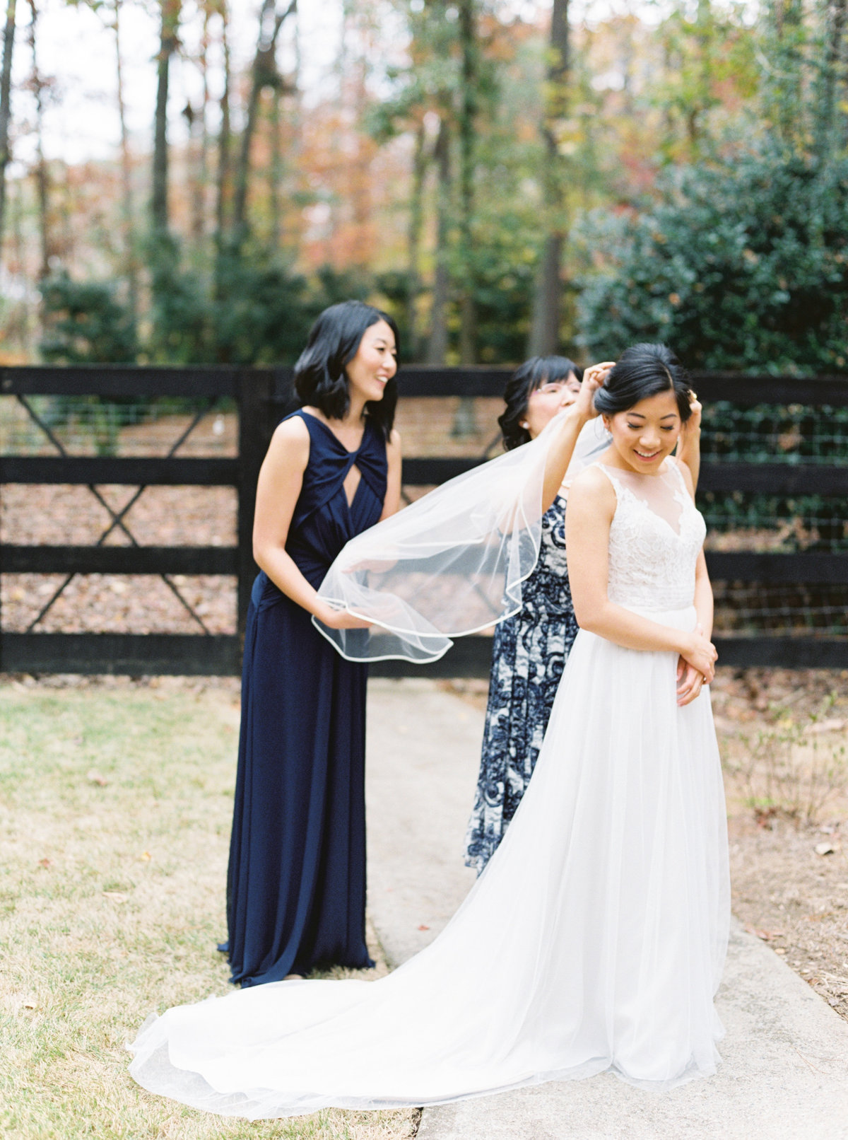 Helena + Sunny Rocky's Lake Estate Wedding - Cassie Valente Photography 0081