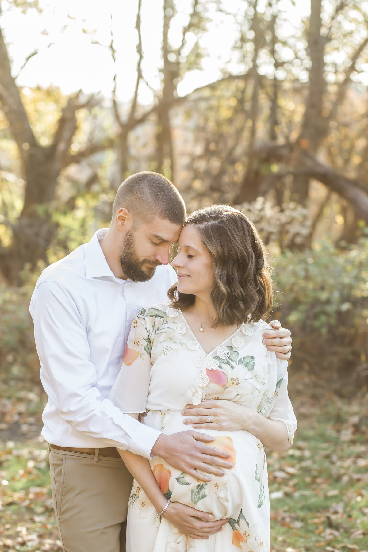Pittsburgh Baby Photographer_Bethel Park PA_Sarah and Jared Maternity_27