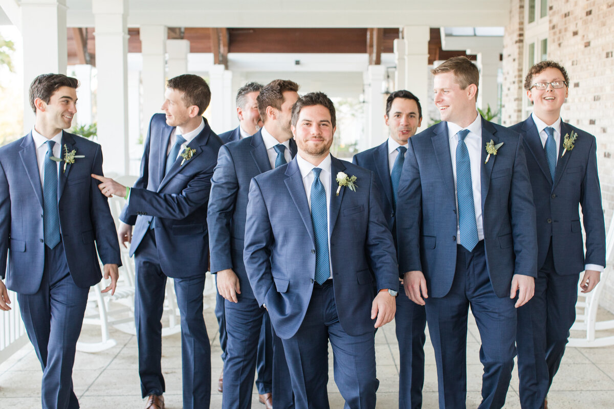 Hannah and Alex - Charleston Harbor Resort & Marina - Groomsmen - 008