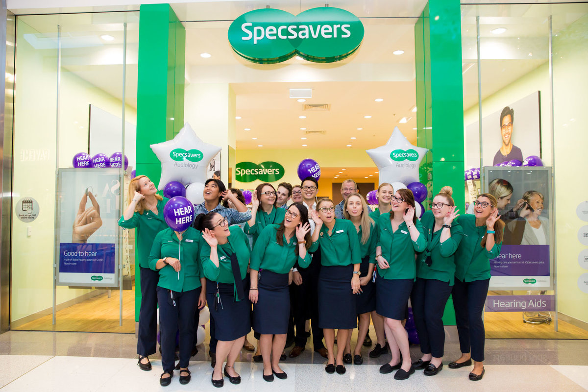 Chermside Store Photographer Brisbane Specsavers
