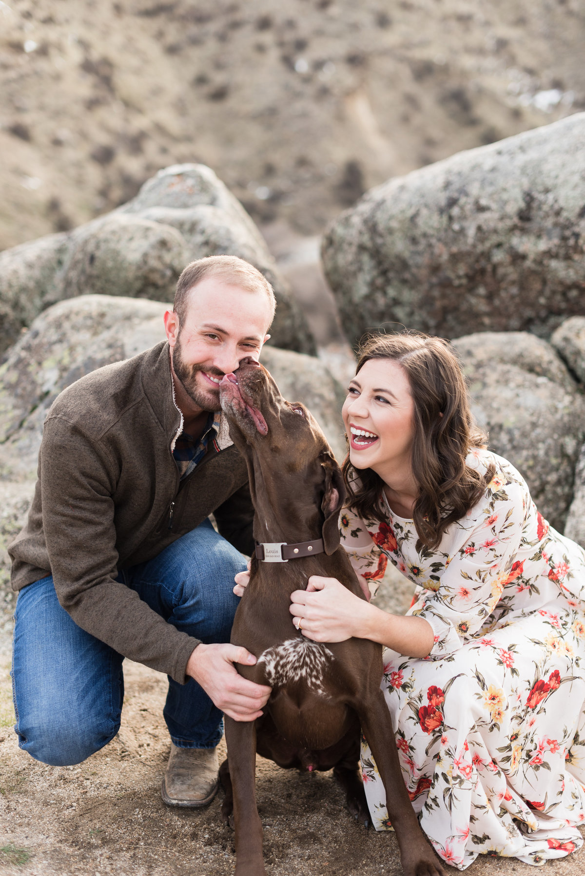A  Winter Bogus Basin Engagement Shoot 002
