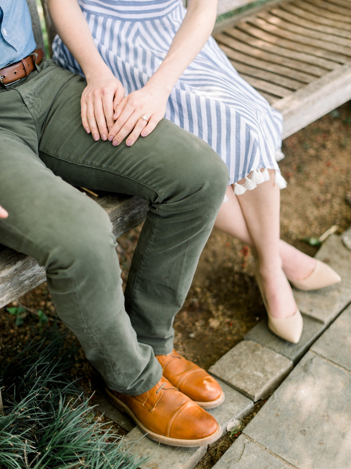 Courtney Hanson Photography - Dallas Spring Engagement Photos at Dallas Arboretum-2623
