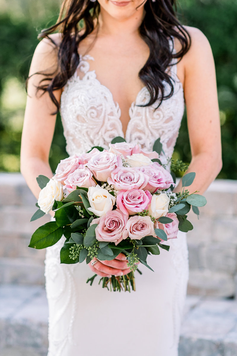 Orlando Wedding Photographer | Town Manor Wedding | Wedding Flowers-1