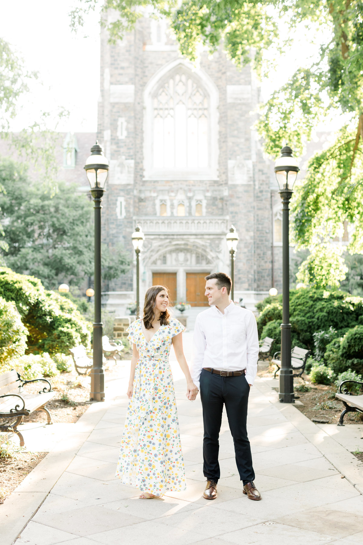 Lehigh University Engagement Session-039