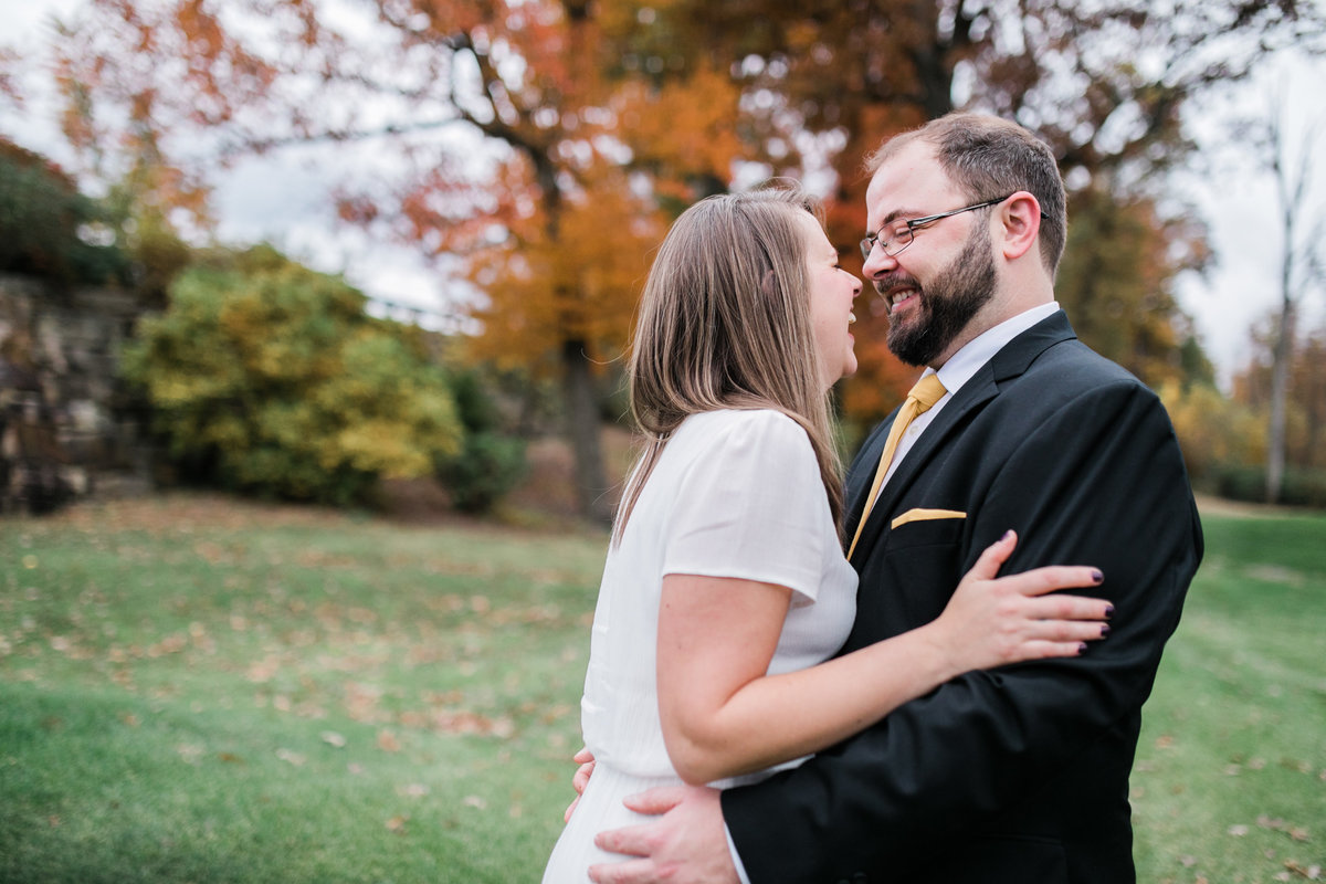 Courthouse Elopement and portraits at the Regent's Glen