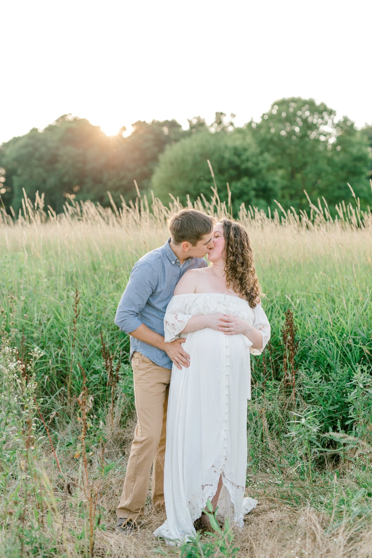 ETHEREAL SUMMER MATERNITY SESSION | MECHANICSBURG MATERNITY PHOTOGRAPHER_0996