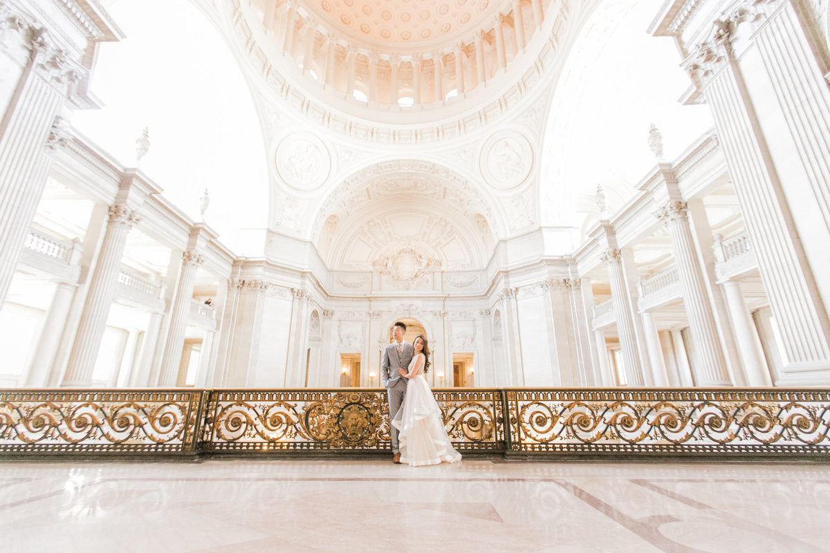 Beaux Arts Wedding Venue San Francisco