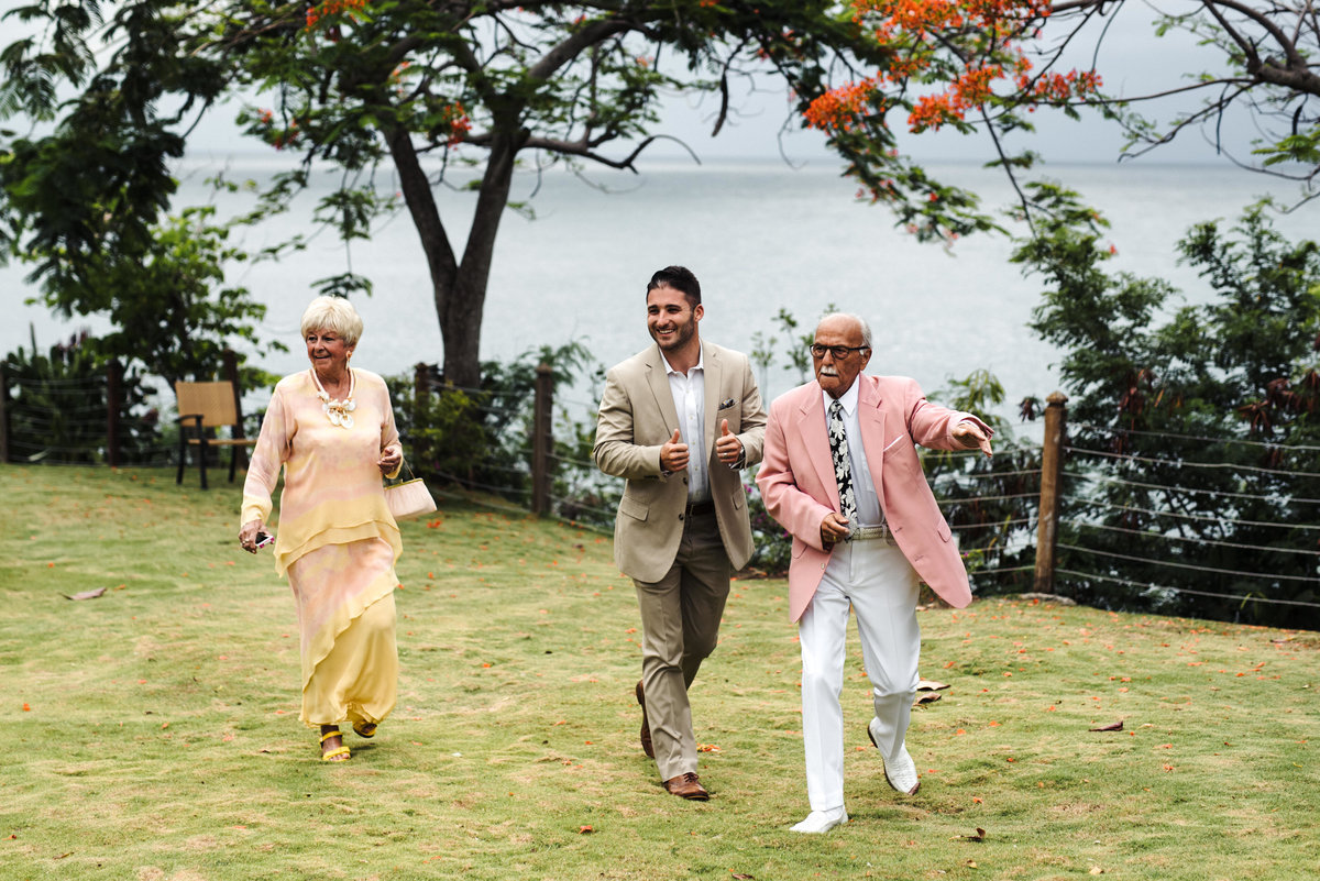 Cap Maison St Lucia Destination Wedding - 100