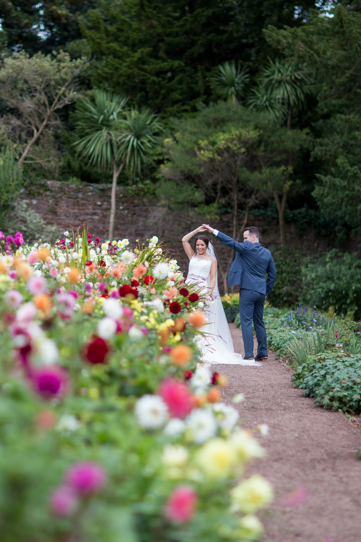 torre abbey torbay spanish barn wedding