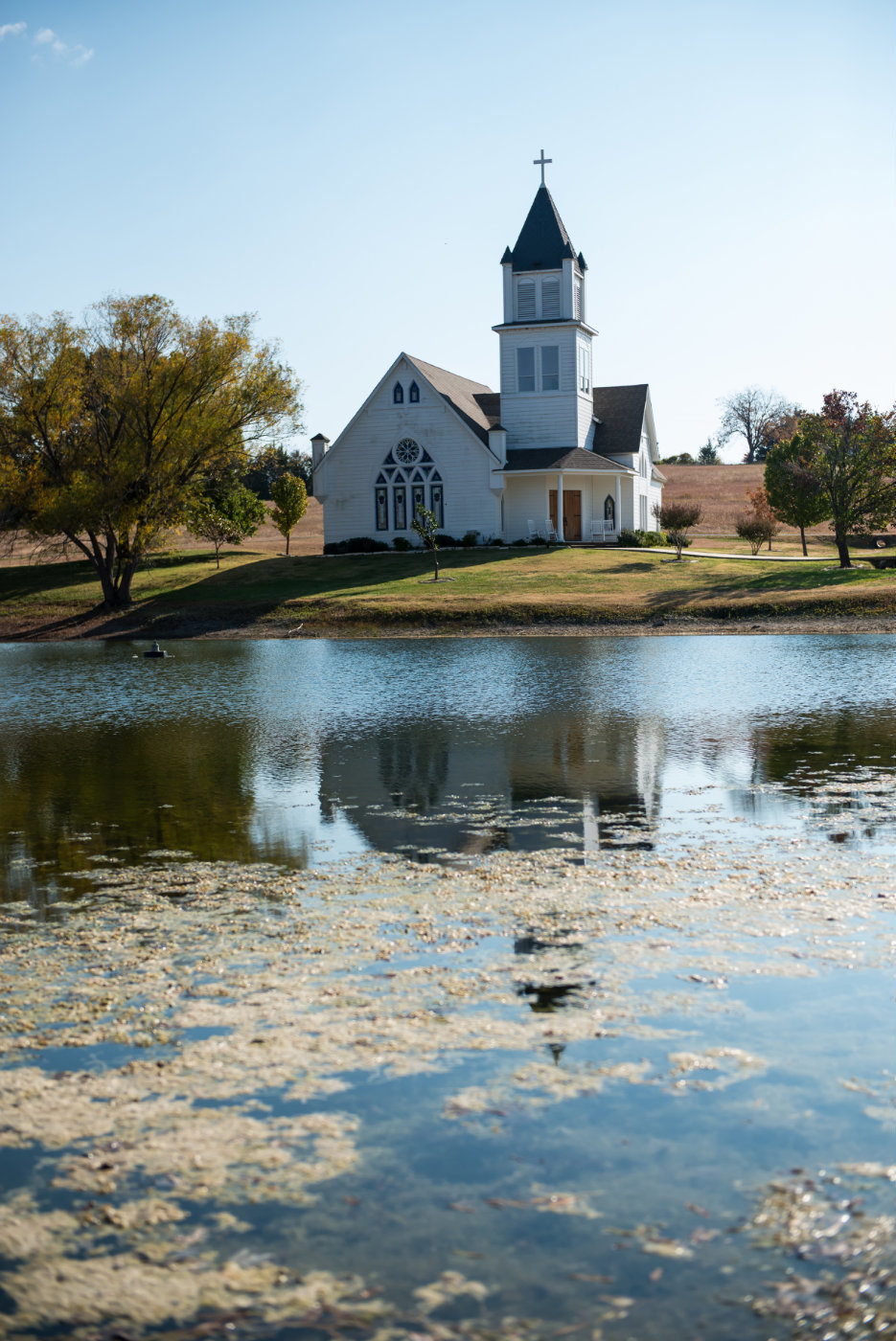 Willowood Chapel in Bells,, TX by Brittany Barclay Photography