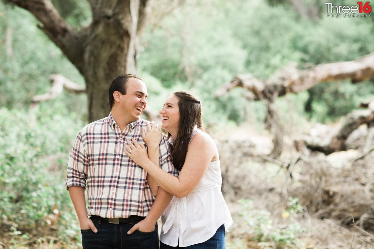 Thomas F. Riley WIlderness Park Engagement Session