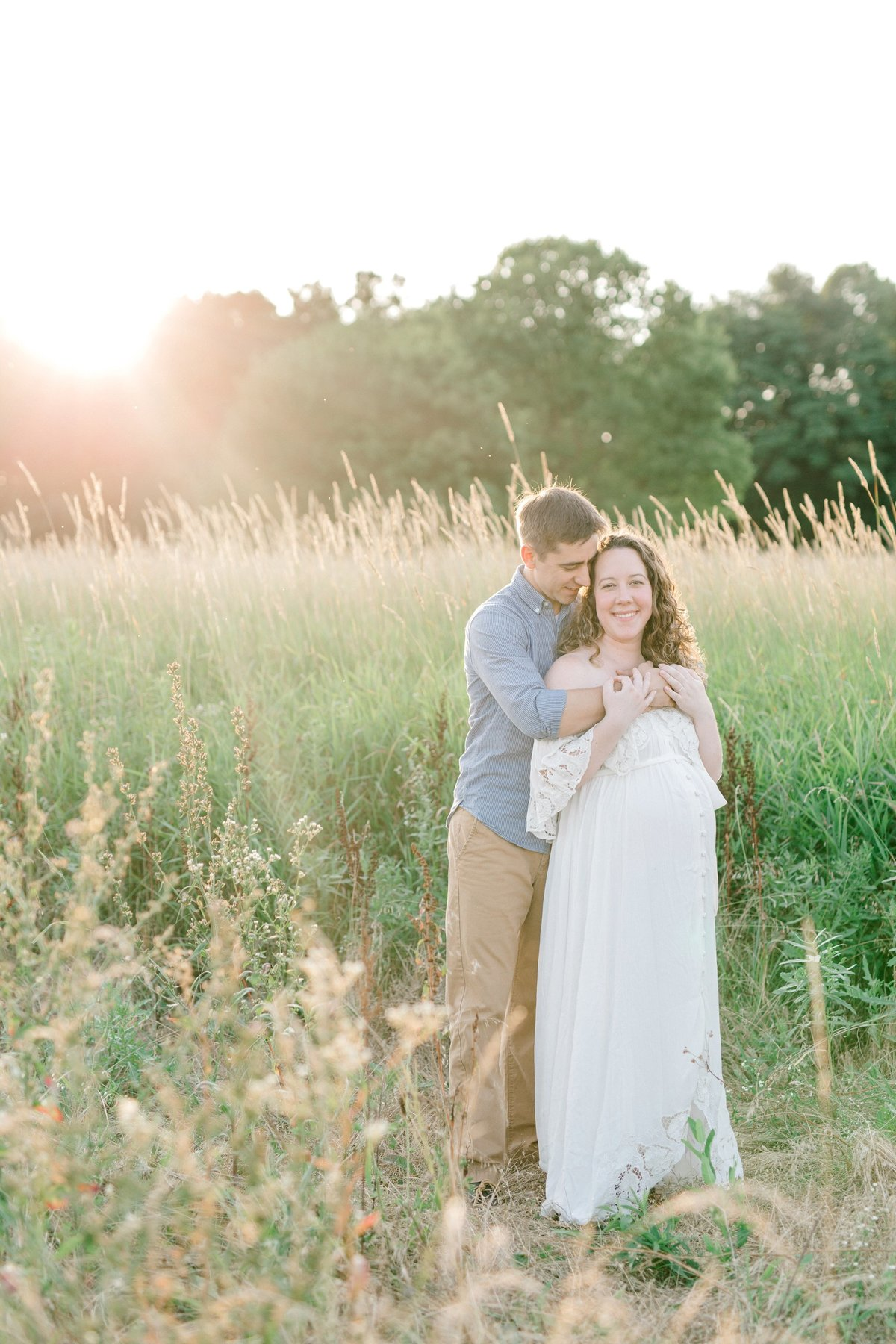 ETHEREAL SUMMER MATERNITY SESSION | MECHANICSBURG MATERNITY PHOTOGRAPHER_0989