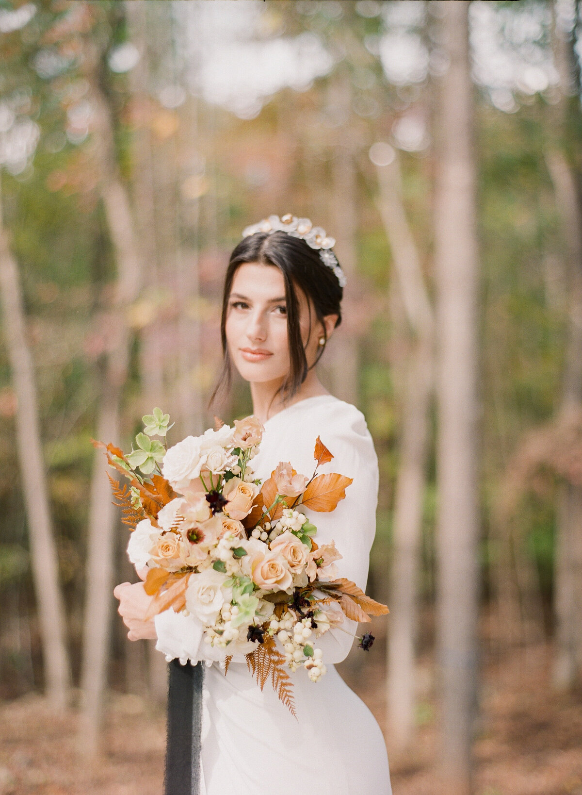 Carolina Grove Bridal Portrait Photography, North Carolina 3