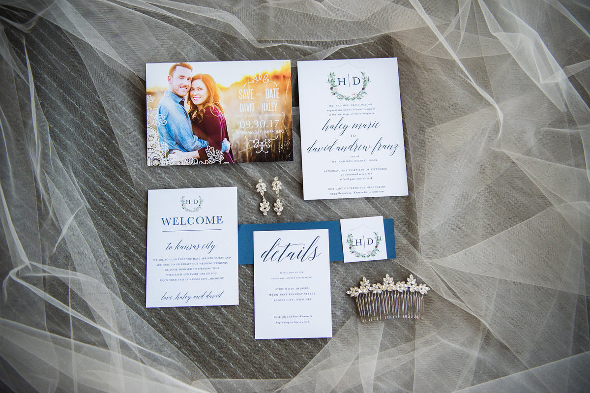 Invitation Suite (Haley)