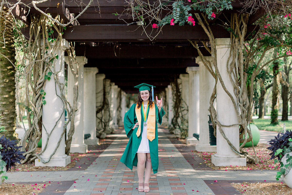 Cassidy Nathanson USF Tampa Senior Portrait Photographer Casie Marie Photography-99