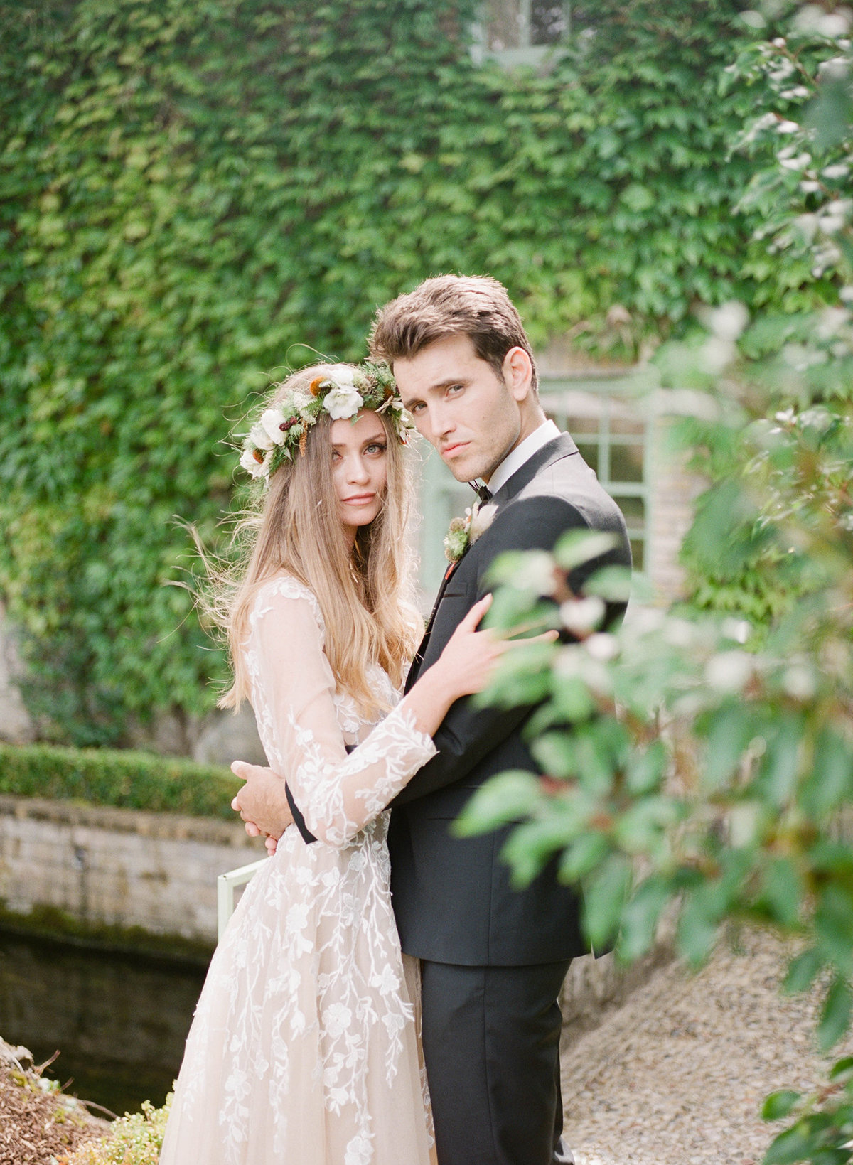 Destination Wedding Photographer - Ireland Editorial - Cliff at Lyons Kildare Ireland - Sarah Sunstrom Photography - 41