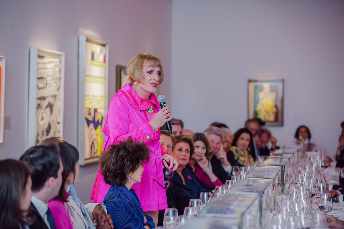 Sotheby's, Grayson Perry Dinner, June 15, 2017, 209