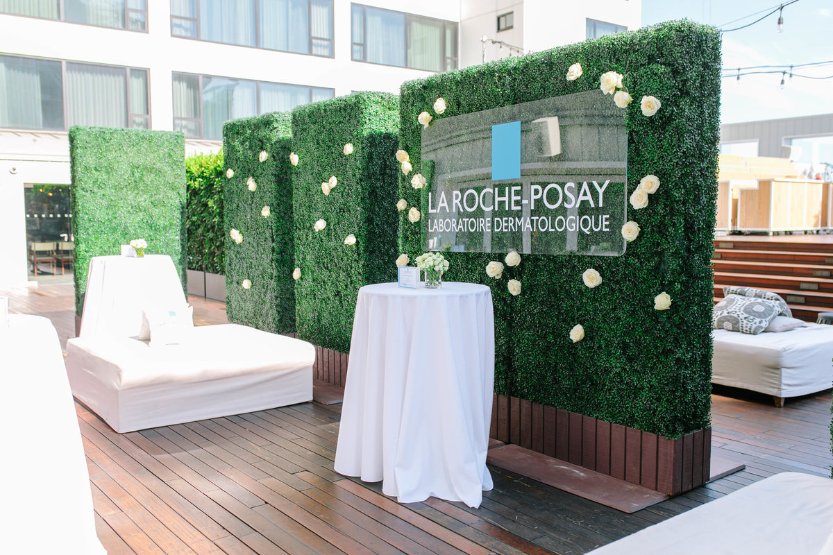 Savvy Events Los Angeles Event Planner La Roche Posay548A8546