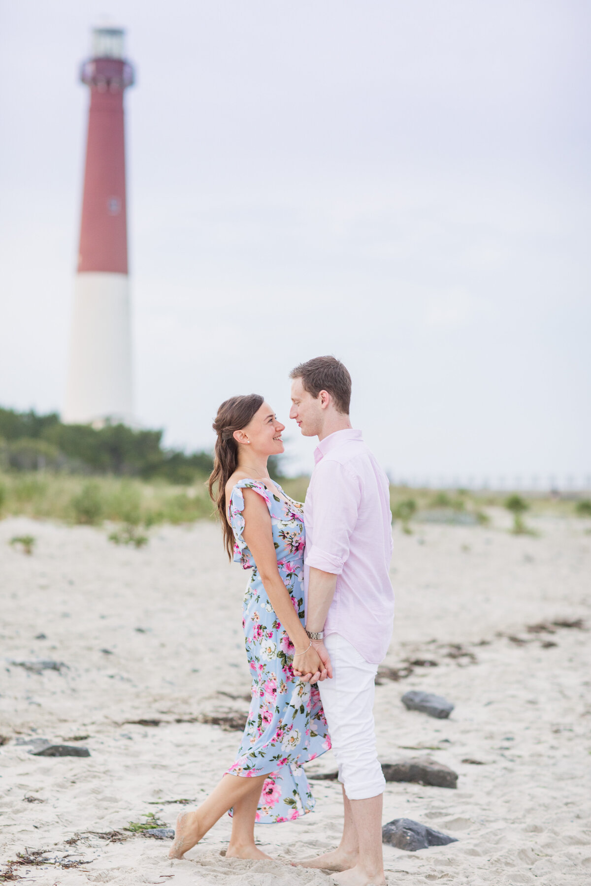 Barnegat_Lighthouse_State_Park_Engagement_Session_at_Sunset_in_July-82