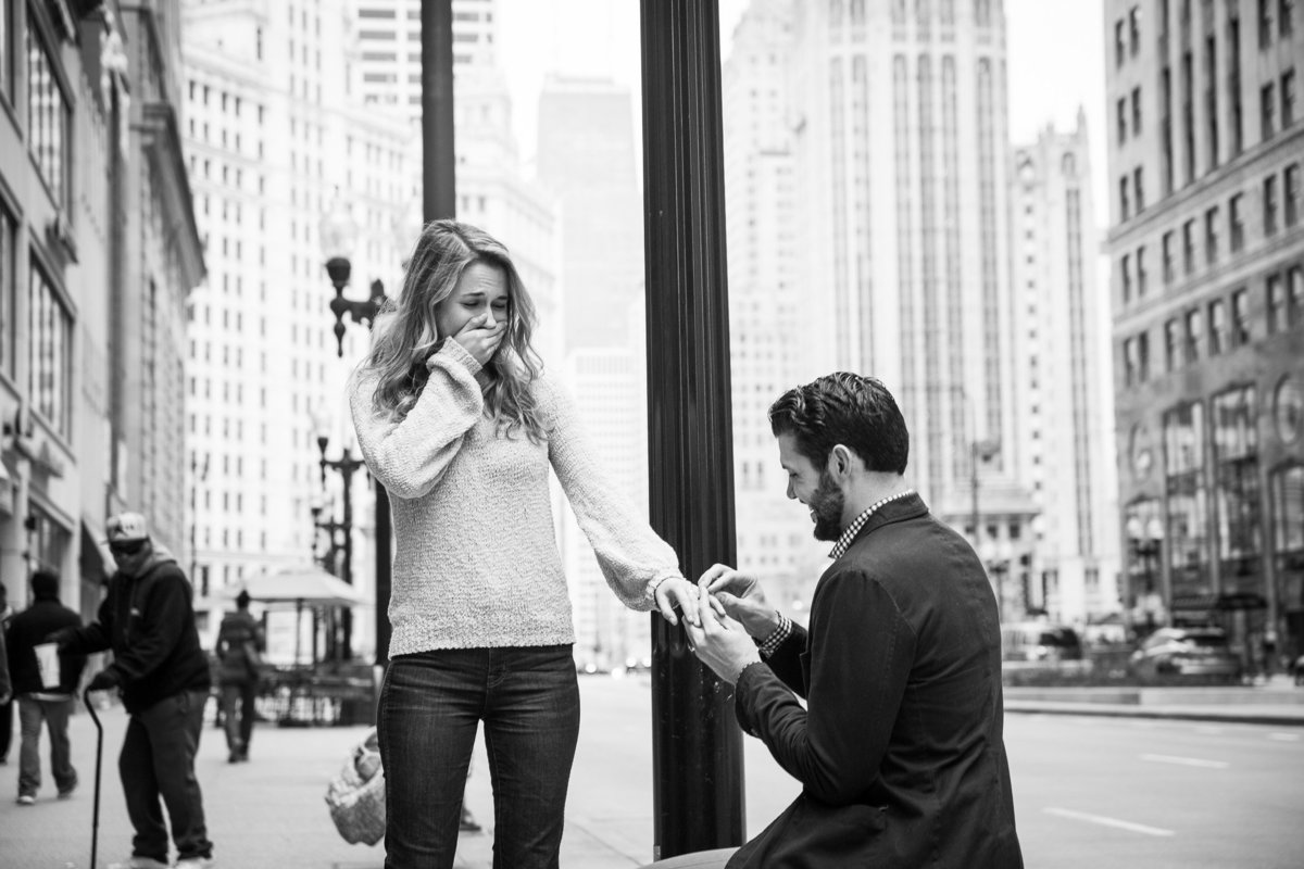 Chicago Surprise Engagement Photographer Taylor Ingles 4