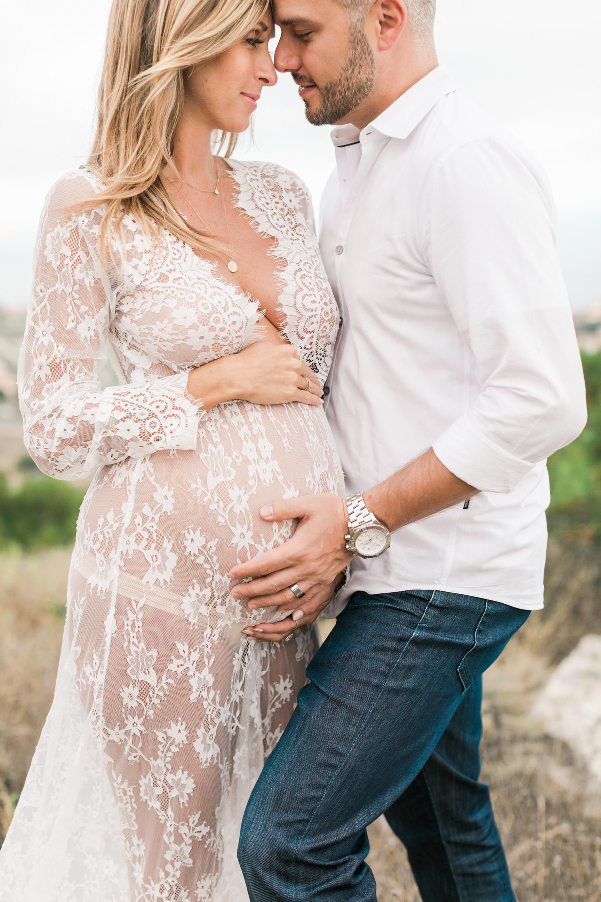 Southern California Coastline Maternity Session_Valorie Darling Photography-6348