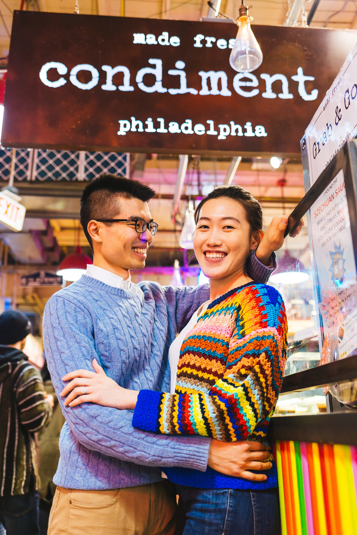 Reading-Terminal-Philadelphia-engagement-photographer-Abhi-Sarkar-Photography-1