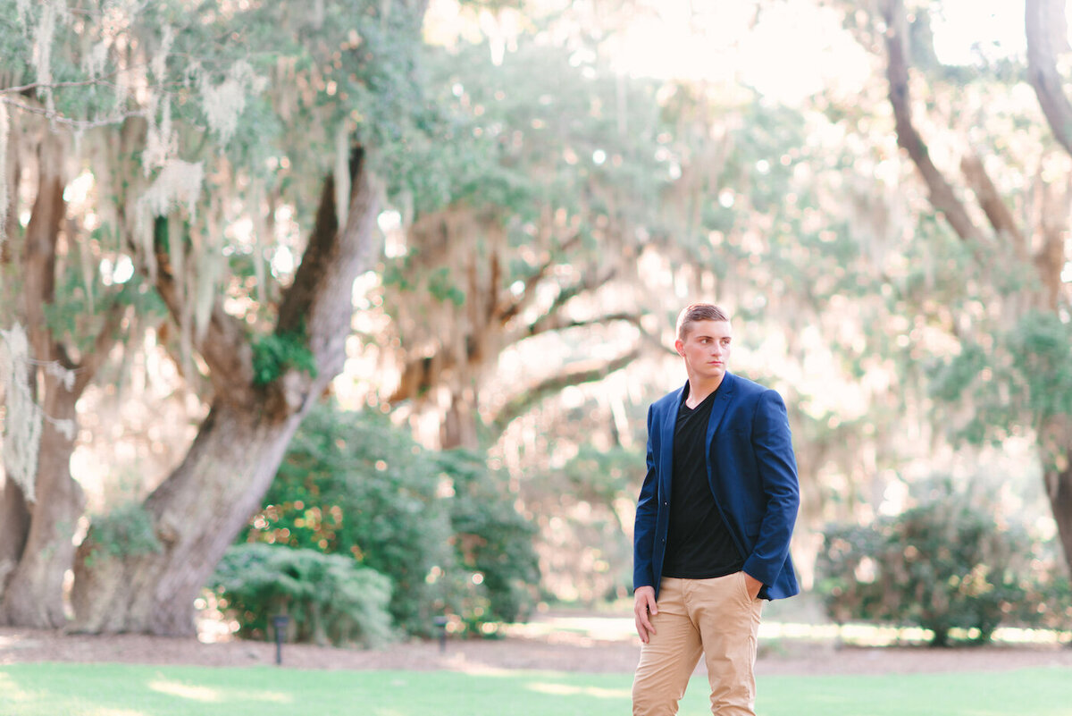 Myrtle Beach and Pawleys Island Senior Portraits for Guys-2